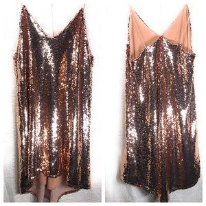 NSR Sequin Dress